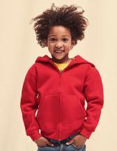 Kids´ Premium Hooded Sweat Jacket